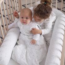 Saquitos de dormir y pijamas manta, que se destapen por la noche no sea una preocupación más 😉!  . #petitemarmotte #sacodedormir #pijamamanta #algodonorganico #maternidad #hermanas